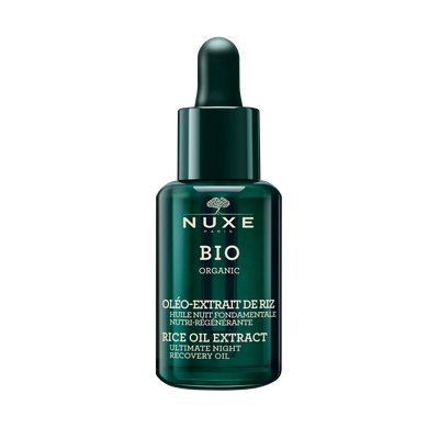 ULTIMATE NIGHT RECOVERY OIL - Nuxe bio / Nuxe organic - Face