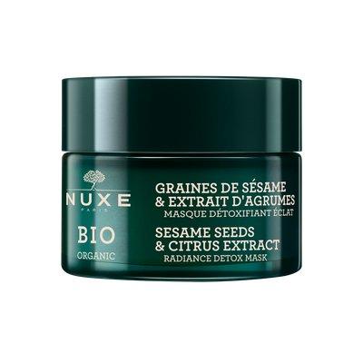 Masque détoxifiant éclat - Nuxe bio / Nuxe organic - Visage