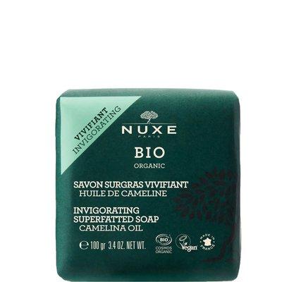 Savon surgras Vivifiant - Nuxe bio / Nuxe organic - Visage - Hygiène - Corps