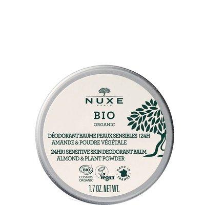 Déodorant Baume Peaux Sensibles 24H - Nuxe bio / Nuxe organic - Hygiène