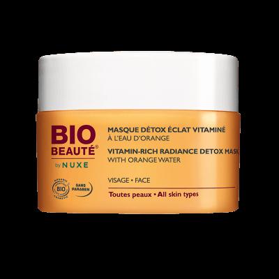 Masque Detox vitaminé - BIO-BEAUTÉ® - Visage