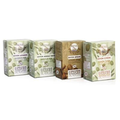 Les savons - Rêve de provence - Hygiène