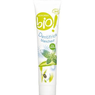 Toothpaste - Monoprix Bio - Hygiene