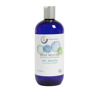 shower gel Neutral basis for customised recipes - Nature & Découvertes - Hygiene