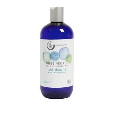 GEL DOUCHE NEUTRE 500ml 15190960 - Nature & Découvertes - Hygiène