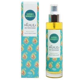 image produit Massage oil reverie jaipur
