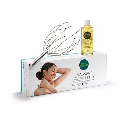COF MASSAGE TêTE RELAXATION 15140690 - Nature & Découvertes - Massage et détente