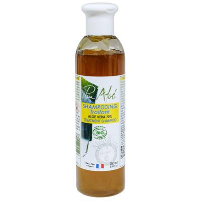 Treatment Shampoo - Aloe Vera 70% - Pur'Aloé - Hair