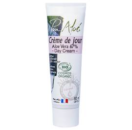 Day Cream - Aloe Vera 67% - Pur'Aloé - Face