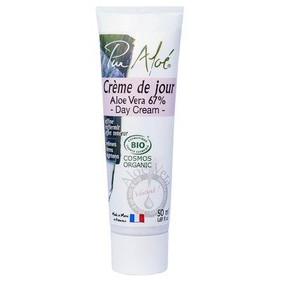 Crème de Jour - Aloé Vera 67% - Pur'Aloé - Visage