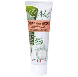 Intense Face Cream - Aloe Vera 63% - Pur'Aloé - Face