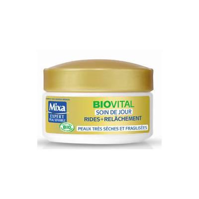 Soin Biovital Jour - MIXA - Visage