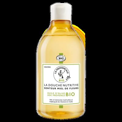 La douche nutritive senteur Miel de fleurs - LA PROVENCALE - Hygiène