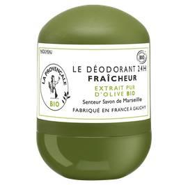 image produit Le déodorant fraîcheur senteur savon de marseille