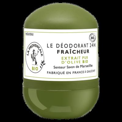 Le déodorant fraîcheur senteur savon de Marseille - LA PROVENCALE - Hygiene