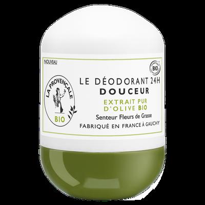 Le déodorant douceur senteur fleurs de Grasse - LA PROVENCALE - Hygiène