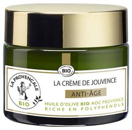 La Crème de Jouvence Anti-Âge - LA PROVENCALE - Visage