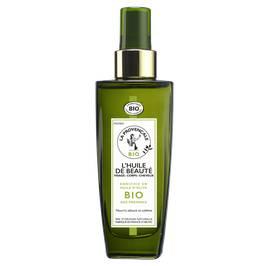 image produit L'huile de beauté visage, corps et cheveux