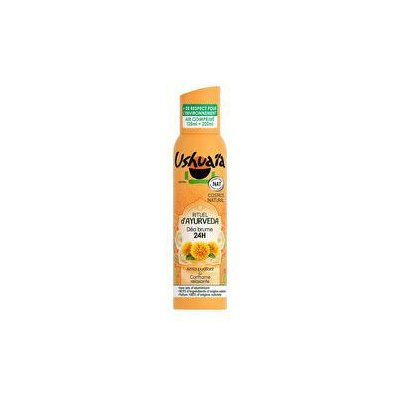 Déodorant air comprimé Pure India Carthame - USHUAIA - Hygiène