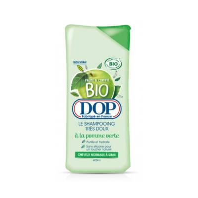 Shampoing pour cheveux normaux à gras à la pomme verte - DOP Shampoing - Cheveux
