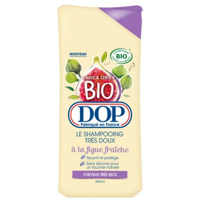 Fig shamppoo for normal and dry hairs - DOP Shampoing - Hair