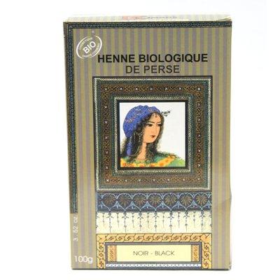 Henné Noir - Nomade Palize - Cheveux
