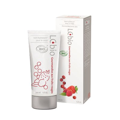 Gourmandise aux fruits rouges (Summer berry delight) - Moisturizing body treatment * - LCbio - Body