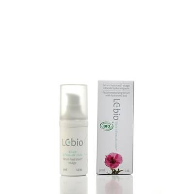 Elixir à l'eau de ciste - Sérum hydratant* à l'acide hyaluronique - LCbio - Visage