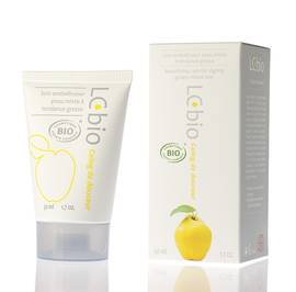 image produit Coing de douceur - soin crème matifiant, traitant et embelisseur pour peaux jeunes ou mixtes à tendances grasses