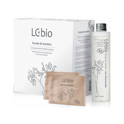 Escale de lumière - Pause purifiante et apaisante (Equilibre - hydratation) - LCbio - Visage