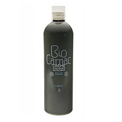 crème d'algues revitalisante - BioCarnac - Corps