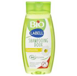 Shampooing doux camomille - LABELL BIO - Cheveux