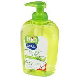 image produit Hand washing gel aloe vera