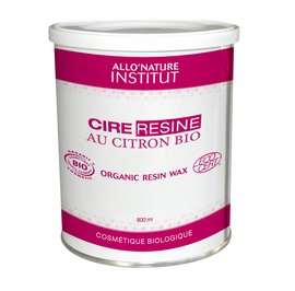image produit Organic resin depilatory wax