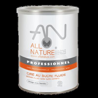 Cire orientale au sucre fluide - Allo'Nature - Hygiène