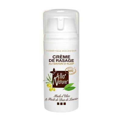 Crème de rasage - Allo'Nature - Hygiène