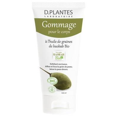 GOMMAGE POUR LE CORPS - d.plantes  - Body