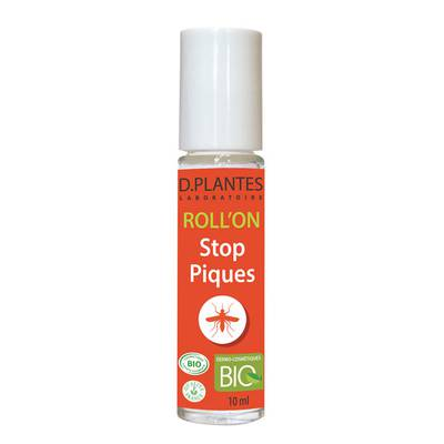 ROLL ON STOP PIQUES - d.plantes  - Health - Massage and relaxation