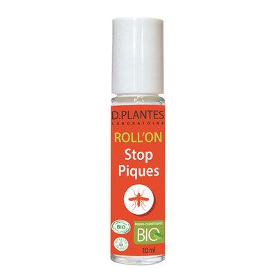 Roll on stop piques - d.plantes  - Santé - Massage et détente