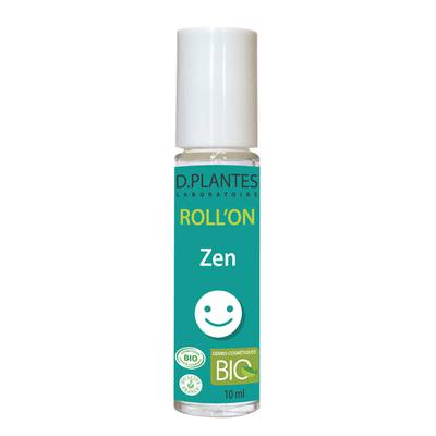ROLL ON ZEN - d.plantes  - Health - Massage and relaxation