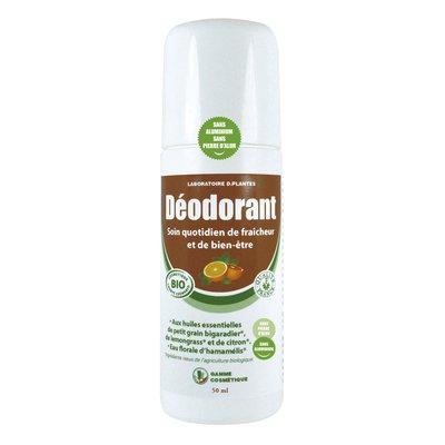 Déodorant aux huiles essentielles - d.plantes  - Hygiène