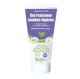 image produit Organic fresh light legs gel