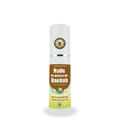 Huile de baobab bio - d.plantes  - Corps