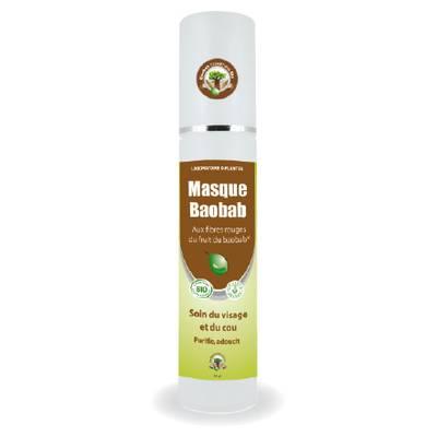 Mask baobab - d.plantes  - Face