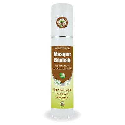 Masque baobab - d.plantes  - Visage
