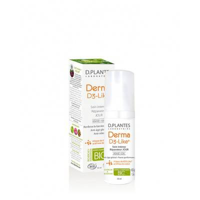 Derma D3-Like - d.plantes  - Visage