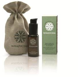 rosa mosqueta pure oil from patagonia - Rosazucena - Face