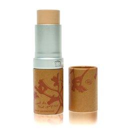 Fond de teint compact - Couleur Caramel - Maquillage