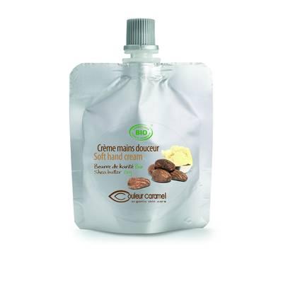 Crème mains douceur - Couleur Caramel - Corps
