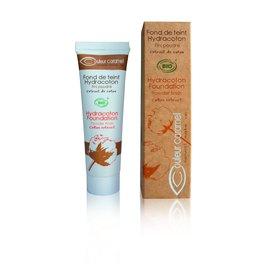 Fond de teint Hydracoton - Couleur Caramel - Maquillage